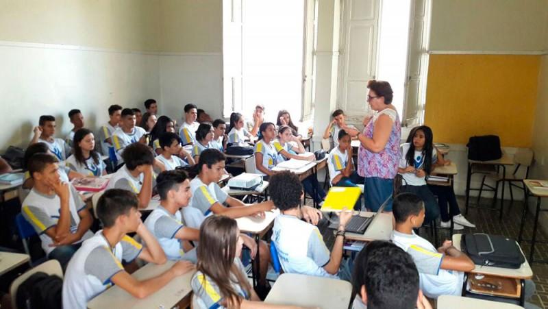 """Projeto """"Educação Patrimonial"""" desperta a valorização do Patrimônio Histórico em alunos"""