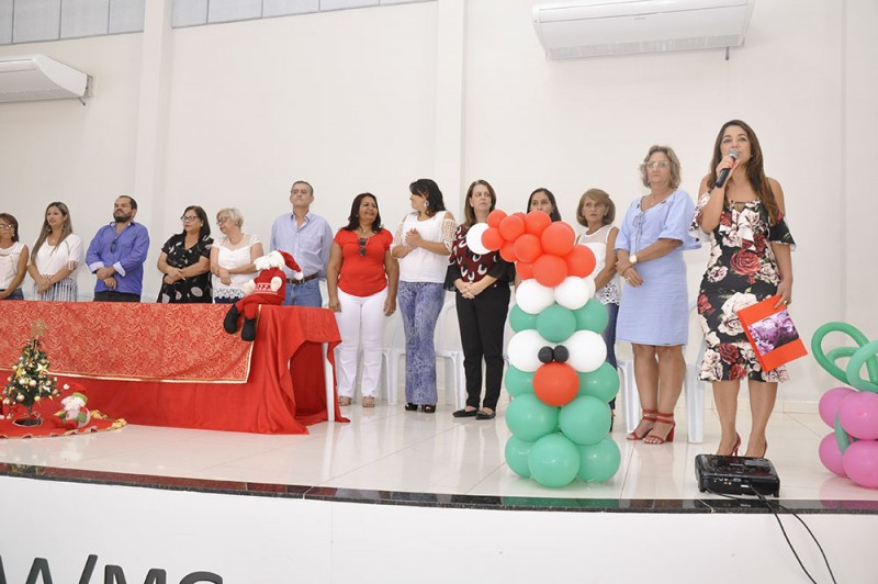 Prefeitura realiza encerramento das oficinas oferecidas pela Secretaria do Trabalho e Ação Social