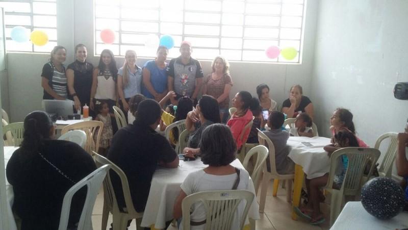 Familiares de egressos e pré-egressos do Sistema Prisional são recebidos em confraternização na Secretaria de Políticas sobre Drogas