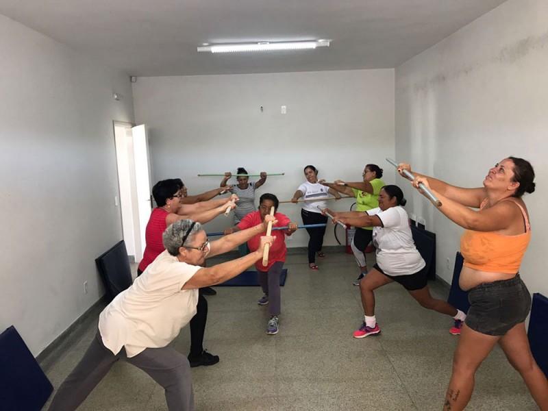 Projeto Araguari Ativa – opção de saúde e atividade física