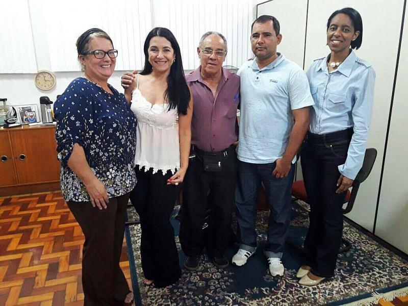 Secretaria de Ação Social faz parceria de acolhimento com a 'Casa de Davi'