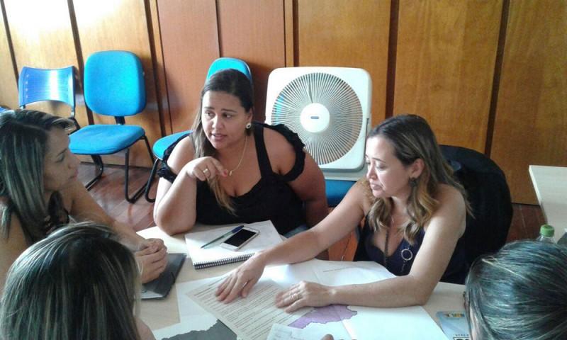 Equipe araguarina da Secretaria de Trabalho e Ação Social participaram da Oficina de supervisão Técnica do SUAS