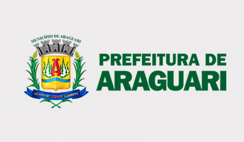 A Secretaria de Gabinete de Araguari informa as vagas de empregos e serviços de Araguari